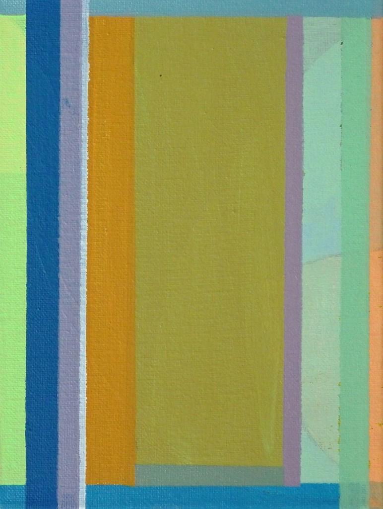 z.t., 2015 (acryl op linnen, 24 x 18 cm)