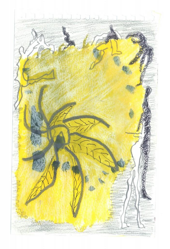 z.t., 2010-10 (gemengde techniek op papier, 20 x 13,5 cm)